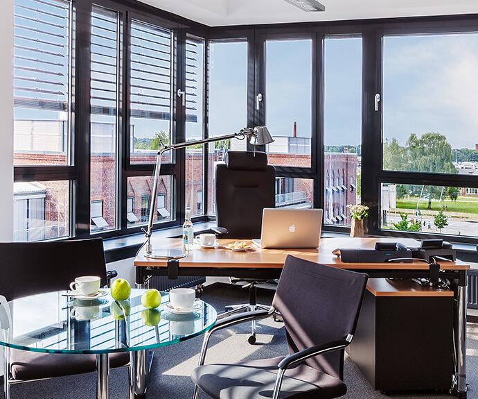 Hamburg business center virtual office